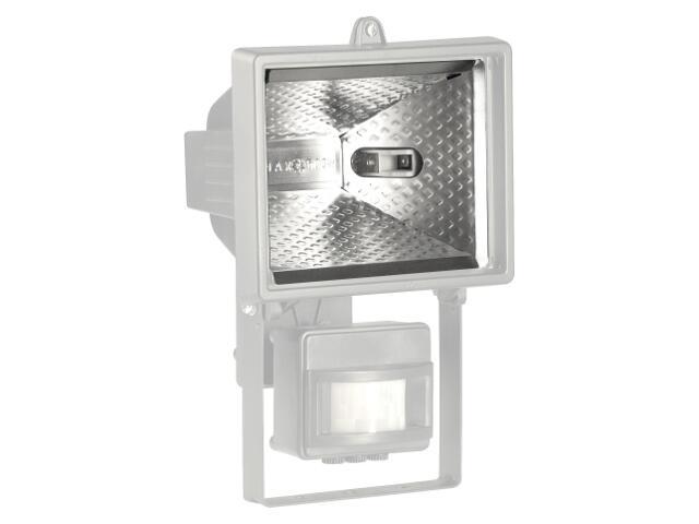 Lampa z czujnikiem ruchu HZD 500W biała Lena Lighting