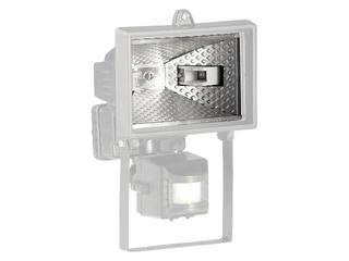 Lampa z czujnikiem ruchu HZD 150W biała Lena Lighting