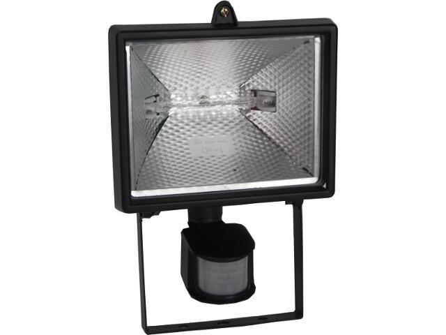 Lampa z czujnikiem ruchu halogenowa 500W R7s OS100115 Skan