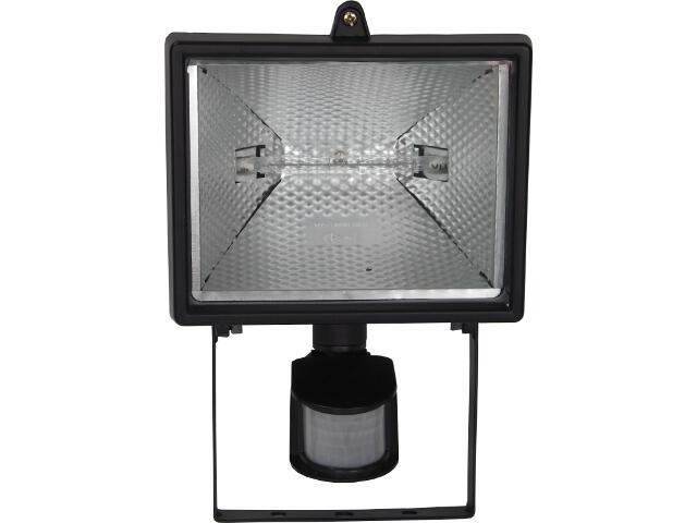 Lampa z czujnikiem ruchu halogenowa 150W R7s OS100116 Skan