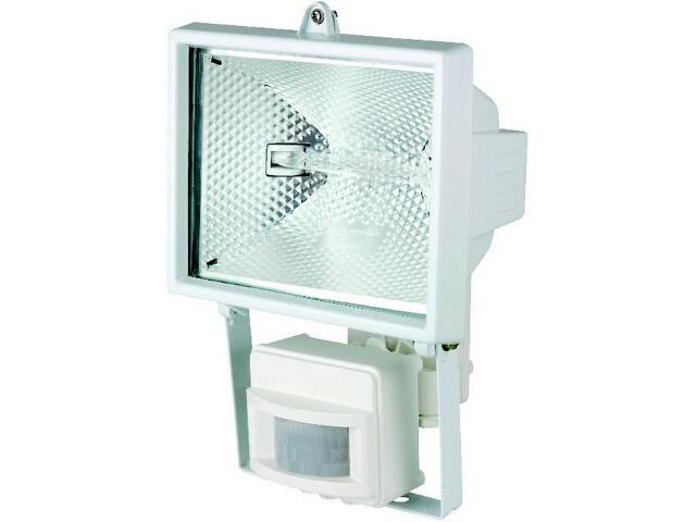 Naświetlacz halogenowy 500W R7s biała OS110009 Skan