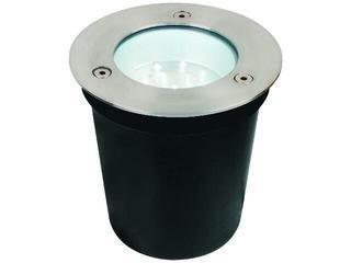 Oprawa najazdowa Profi Line LED wbudowywana okrągła 1x2W stal (1000hkg) Paulmann