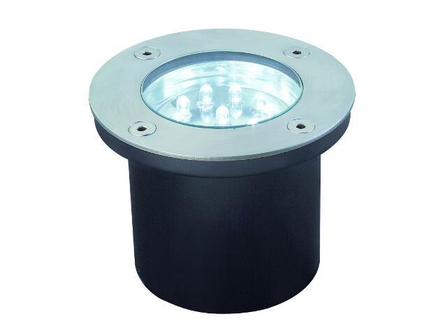 Oprawa najazdowa Profi Line EBL Floor LED 3x12W okrągła stal Paulmann