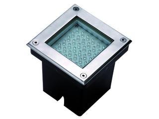 Oprawa najazdowa MODO LED 36 36xLED kolor światła zielony 230V stalowa Lena Lighting