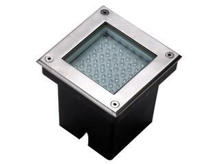 Oprawa najazdowa MODO LED 36D 36xLED kolor światła niebieski 230V stalowa Lena Lighting
