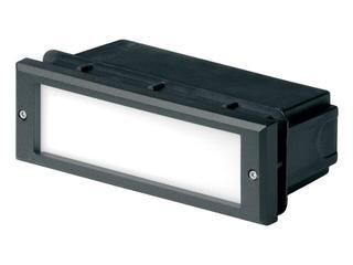 Oprawa podjazdowa TULO G 1x13W PL-C/G24d1 Lena Lighting