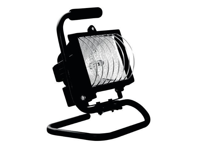 Naświetlacz halogenowy P2-BLK Apollo Lighting