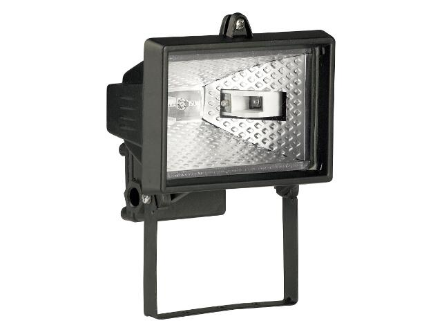 Naświetlacz halogenowy HL 150W czarny Lena Lighting