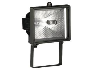 Naświetlacz halogenowy HL 500W czarny Lena Lighting