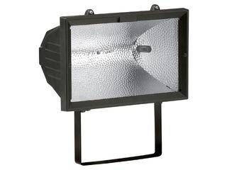 Naświetlacz halogenowy HL 1000W czarny Lena Lighting