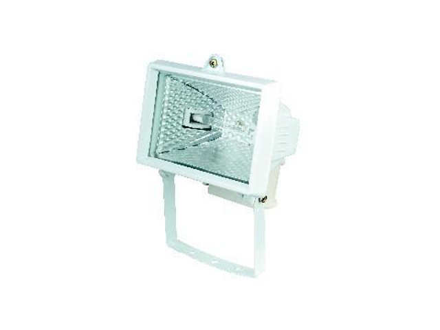 Naświetlacz halogenowy R7s 500W biały OS110008 Skan