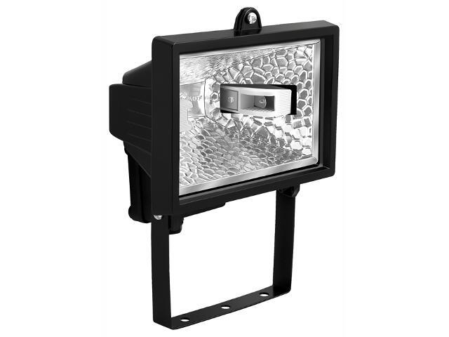 Naświetlacz halogenowy HP 150W czarny SMART4light