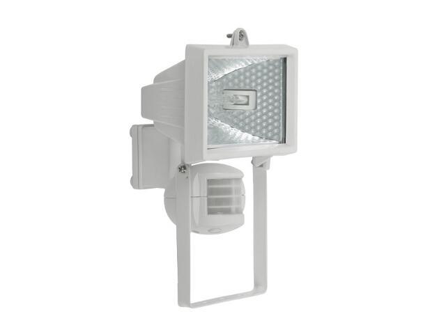 Naświetlacz halogenowy HPC 150W z czujnikiem biały SMART4light