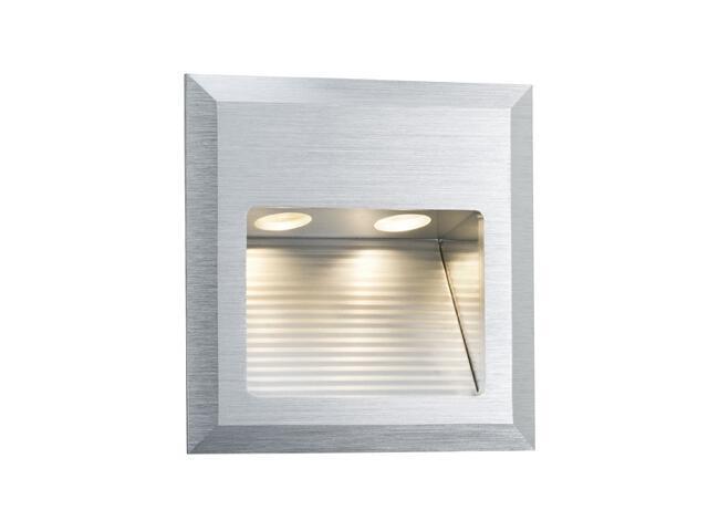 Oprawa punktowa schodowa Special Line Wall LED Quadro 2W 3VA Paulmann