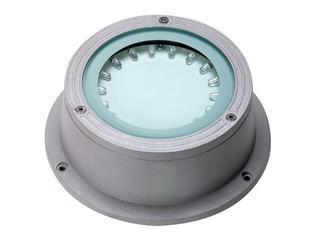 Oprawa na elewację ENTO LED O 18 biała Lena Lighting