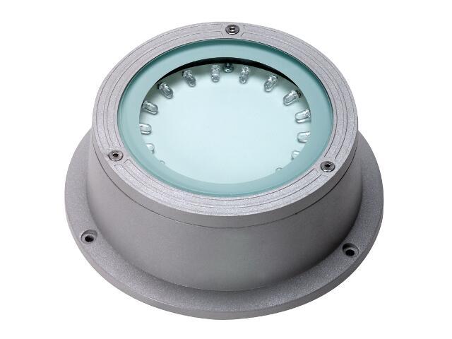 Oprawa na elewację ENTO LED O 18 zielona Lena Lighting