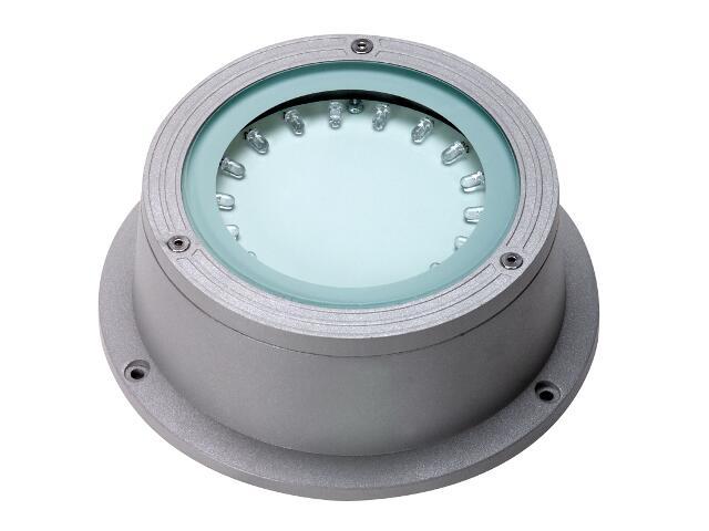 Oprawa na elewację ENTO LED O 18 niebieska Lena Lighting