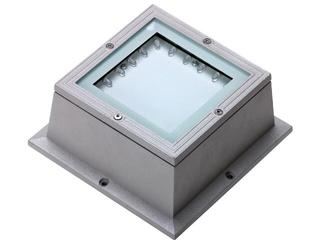 Oprawa na elewację ENTO LED K 20 zielona Lena Lighting