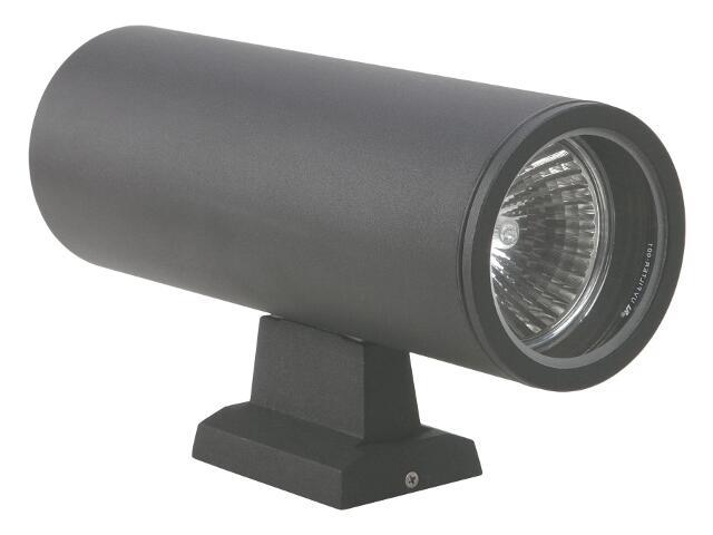 Oprawa na elewację PILLAR S 2x75W E27 Lena Lighting