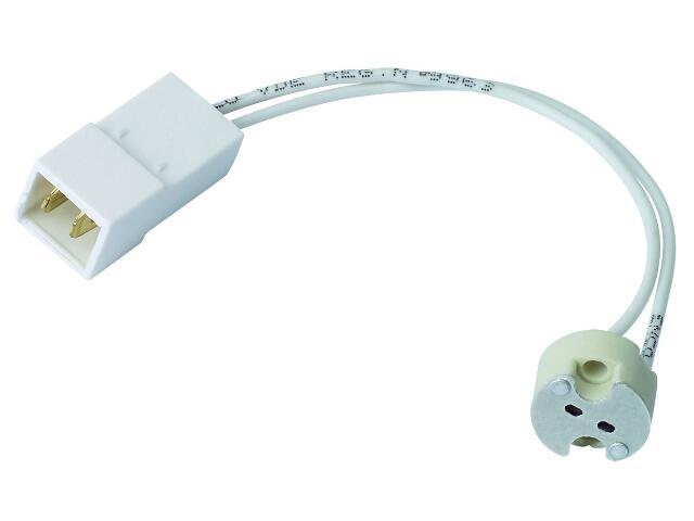 Oprawka do żarówek ze złączką max.50W G4/GX5,3/GY6,35 Paulmann