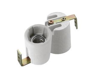 Oprawka ceramiczna HLDR-E14-F Kanlux
