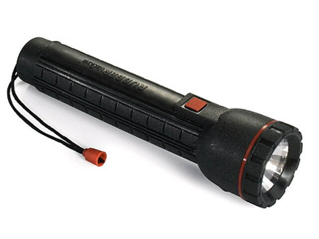 Latarka ręczna Rubber kryptonowa RL813 MacTronic