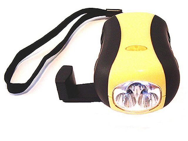 Latarka ręczna ładowalna LED MD302W MacTronic