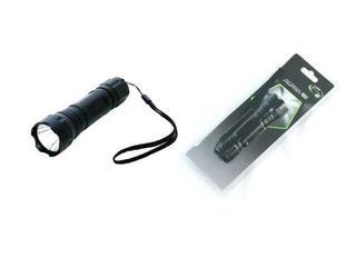 Latarka ręczna aluminiowa LED ALPHA-120 MacTronic