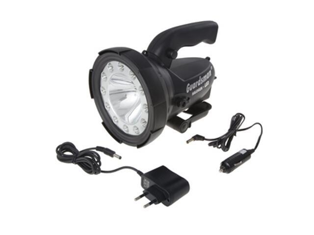 Reflektor halogenowy 55W+12 LED MTG3308 Guardsman