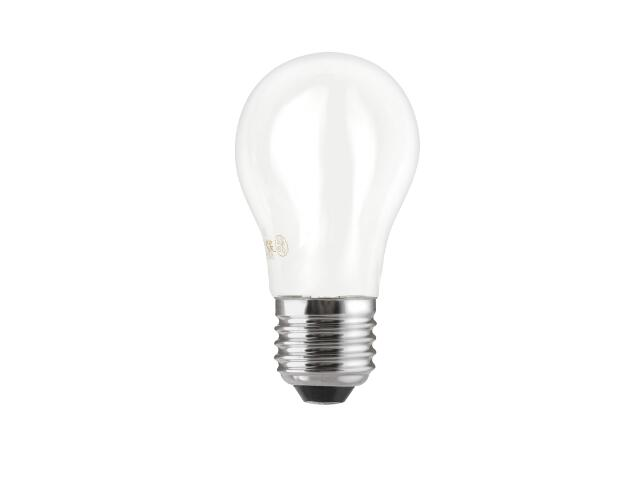 Żarówka halogenowa Halo GLS 40W E27 mat Halo A/Fr/40W/E27 230V GE Lighting