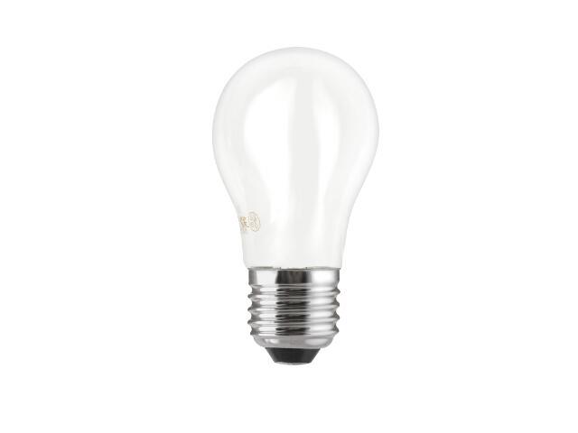 Żarówka halogenowa Halo GLS 60W E27 mat Halo A/Fr/60W/E27 230V GE Lighting