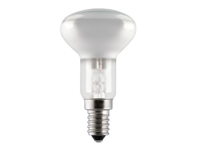 Żarówka halogenowa HaloReflector 60W E27 satyna HAL 60R63/E27 240V GE Lighting