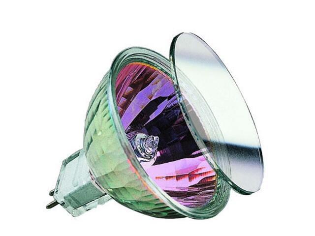 Żarówka halogenowa 4000h 12V, różowa, GU5,3, fi 51mm, 20W Paulmann