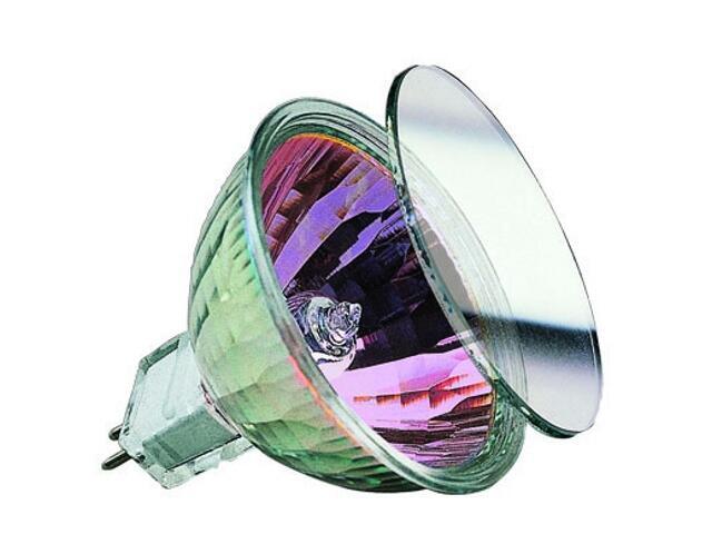 Żarówka halogenowa 4000h 12V, różowa, GU5,3, fi 51mm, 35W Paulmann