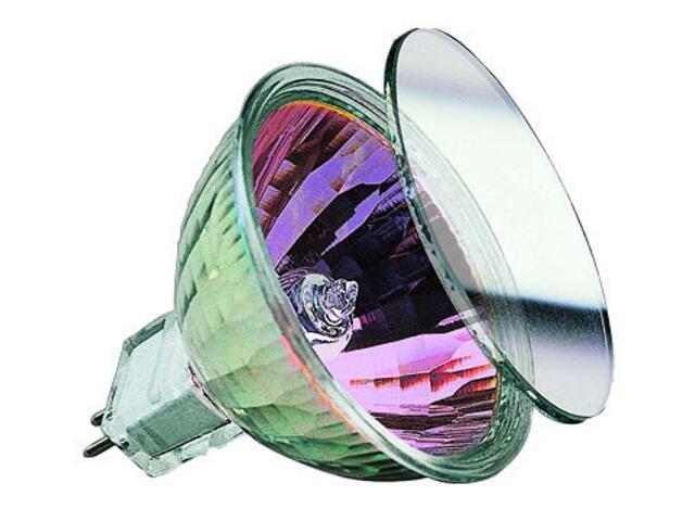 Żarówka halogenowa 4000h 12V, różowa, GU5,3, fi 51mm, 50W Paulmann