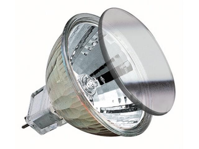 Żarówka halogenowa Halo+ 16W fi 51mm GU5,3 srebrna Paulmann