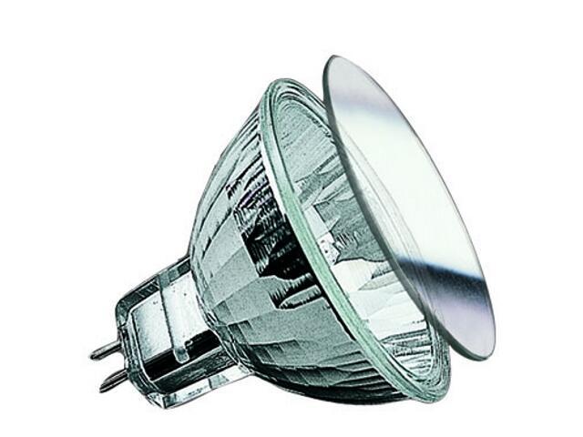 Żarówka halogenowa TIP-ECO 12V, srebrny-mat, GU5,3, 4000h 35W Paulmann