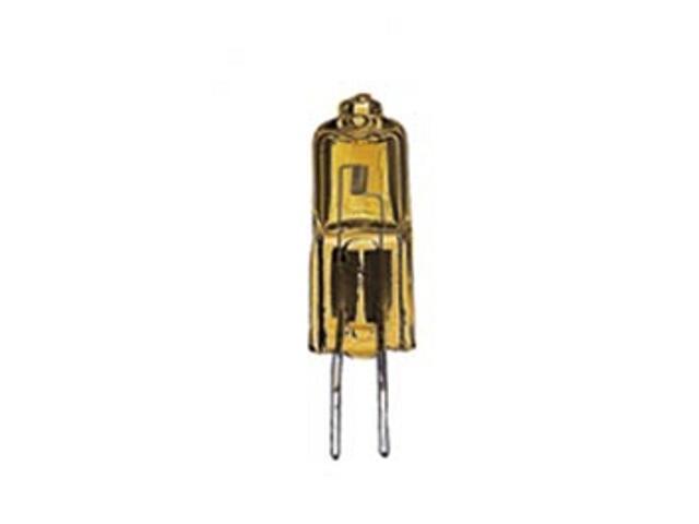 Żarówka halogenowa 2x10W G4 12V 9mm złota Paulmann