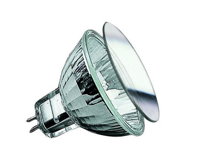 Żarówka halogenowa Akzent 12V, srebrna, GU5,3, fi 51mm, 20W Paulmann
