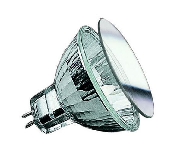 Żarówka halogenowa Akzent 12V, srebrna, GU5,3, fi 51mm, 35W Paulmann