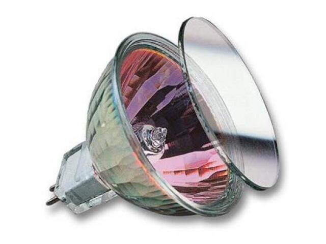 Żarówka halogenowa 20W GU5,3 12V fi 51mm różowy Paulmann