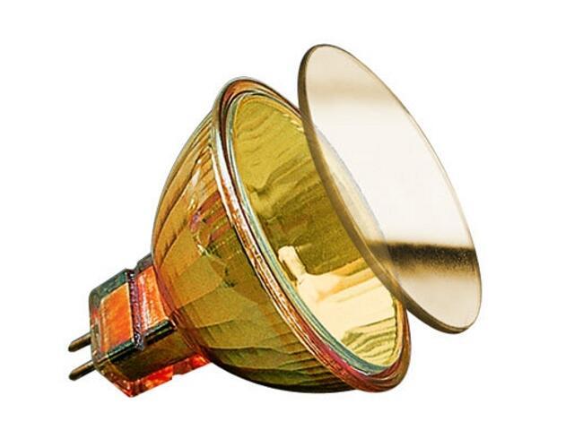 Żarówka halogenowa Juwel 12V, złota, GU5,3, fi 51mm, 35W Paulmann