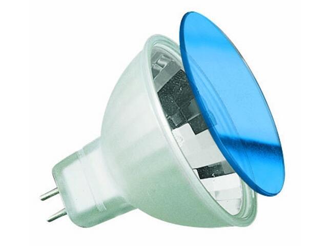 Żarówka halogenowa True Color 12V niebieskie światło GU5,3 35W Paulmann