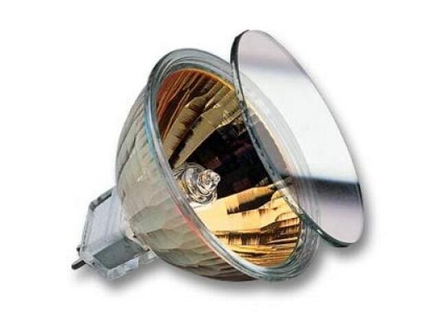 Żarówka halogenowa 10W GU5,3 12V fi 51mm złoty Paulmann