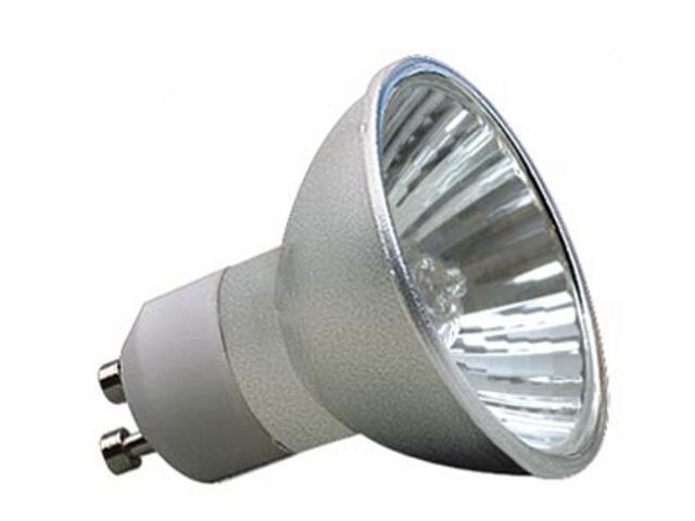 Żarówka halogenowa Akzent 50W GU10 230V 51mm aluminium Paulmann