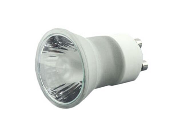Żarówka halogenowa z odbłyśnikiem 25W GU10 35mm ciepły biały ANS