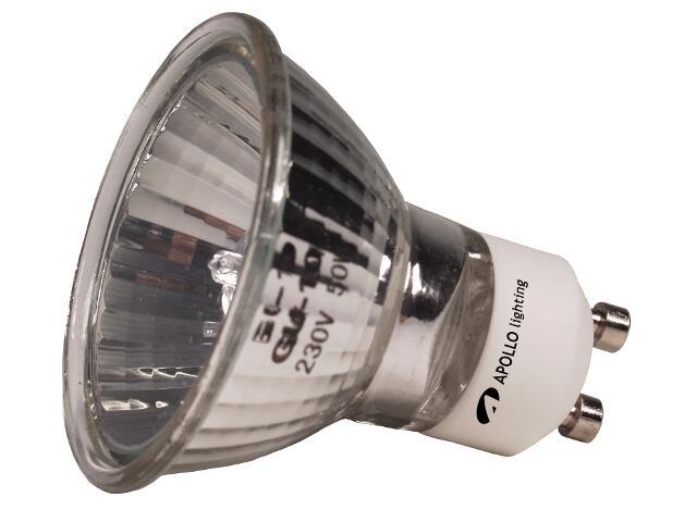 Żarówka halogenowa 230V GU10-20W Apollo Lighting