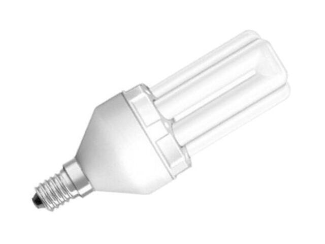 Świetlówka kompaktowa Dulux Value 5W/827 E14 Osram