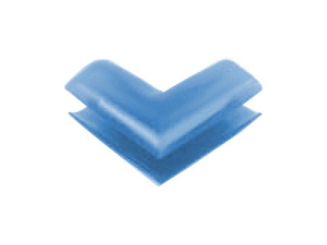 Narożnik zew LIGHTGUIDE INSIDECORNER do szyn TETRA CONTOUR niebieska GE Lighting