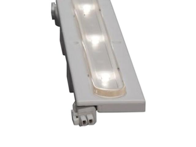 Listwa podszafkowa TETRA AL10 LPL-W18-120C-930 43cm biała GE Lighting